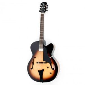 Hofner Blue Tone Super-Luxe Guitar