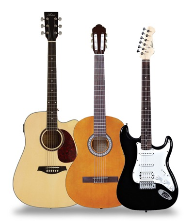 How To Buy Your First Guitar