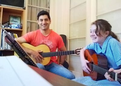 Guitar Lessons Sydney | Potts Point | Kings Cross