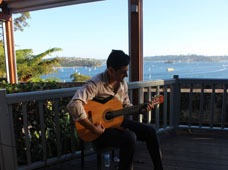 Spanish Guitarist Sydney   Mike Rizk