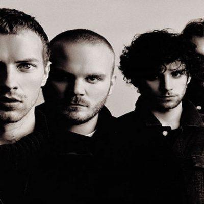 Coldplay Backing Tracks