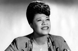 Ella Fitzgerald Backing Track
