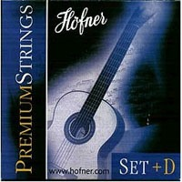 Hofner Premium Guitar Strings