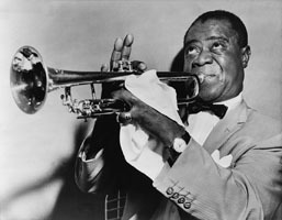 Louis Armstrong Backing Tracks
