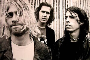 Nirvana Backing Tracks