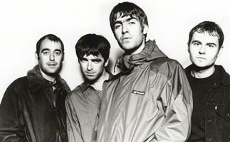 Oasis Backing Tracks