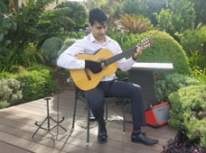 Spanish and Wedding Guitarist Sydney