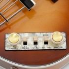 HOFNER VINTAGE 62 BEATLE BASS GUITAR MERSEY MODEL