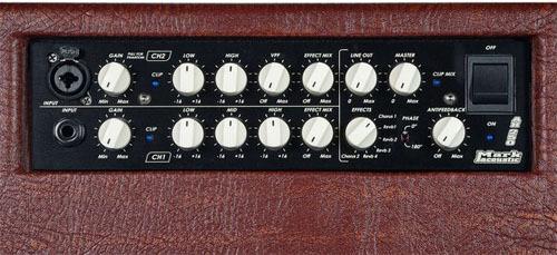 DV Mark GUITAR COMBO AMP Markacoustic AC 101H
