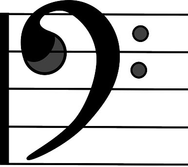 F Clef or Bass Clef