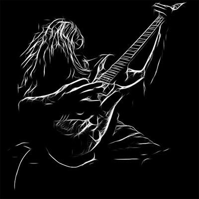 Hard Rock Guitar Backing Tracks