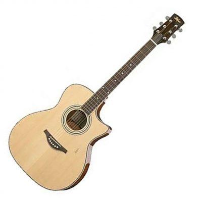 Hofner Acoustic Guitar Hofner Grand Auditorium (Rosewood) HA-GA07