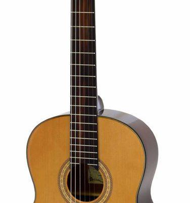 Aria AK25 Series 4 4 Size Classical Nylon String Guitar 4