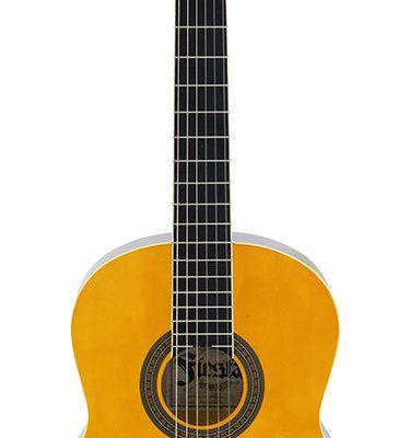 Aria Fiesta 3 4-Size Classical Nylon String Guitar