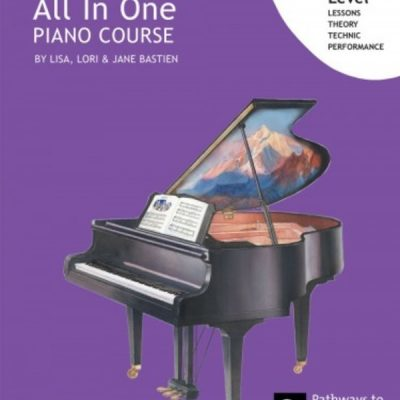 Bastien New Traditions - Level 1B - All In One Piano Course