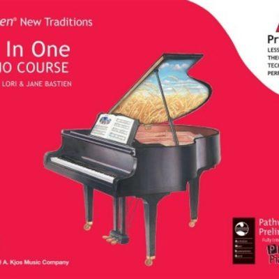 Bastien New Traditions - Primer A