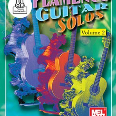 Flamenco Guitar Solos Vol. 2 Bk and Online MB20649M