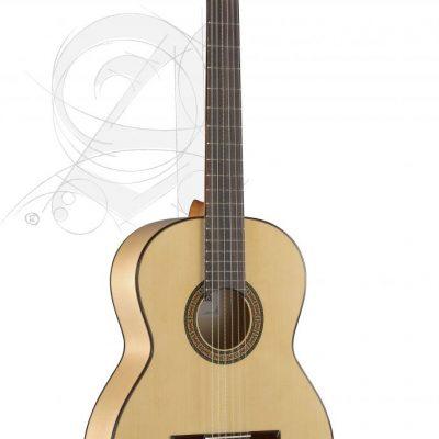 Alhambra 3F Flamenco Spanish Guitar