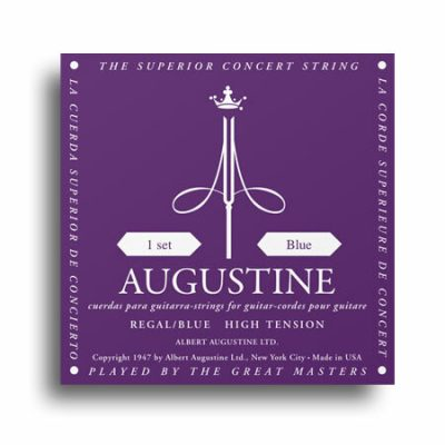 Augustine Regal Blue Classical Guitar Strings