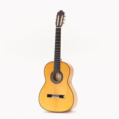 Esteve 5F Flamenco Guitar Front