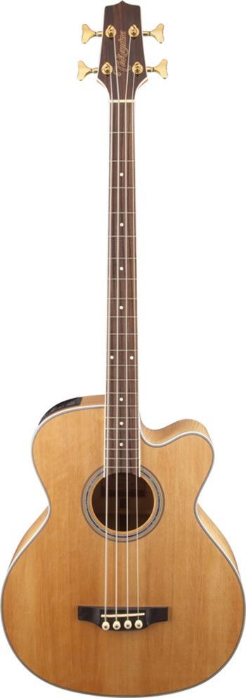Takamine GB72 Series AC EL Bass Guitar with Cutaway